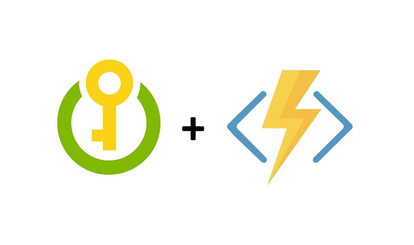 Icono de Azure Key Vault y Azure Function