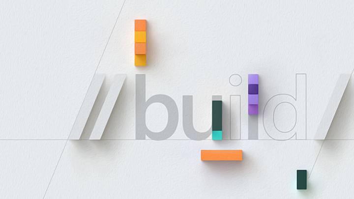 Logotipo de Build 2020